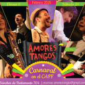 Carnaval en el Caff!!