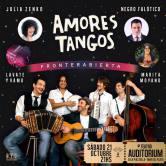 Amores Tangos presenta Fronterabierta en Mar del Plata.