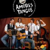 Amores Tangos presenta Fronterabierta en Río Arriba. Agua de Oro, Córdoba.