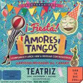 Amores Tangos Fiesta en Mar del Plata.