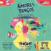 "Amores Tangos presentación oficial de ""Fronterabierta"" en Buenos Aires"