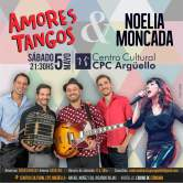 Amores Tangos & Noelia Moncada juntos en Córdoba!!!!
