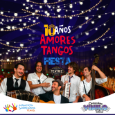 Amores – 10 Años en Mar del Plata