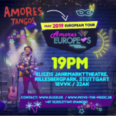 Amores Europeos 2019 – Stuttgart