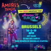 Amores Europeos 2019 – Bruselas