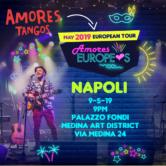 Amores Europeos 2019 – Napoles