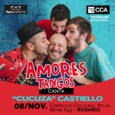 Amores y Cucuza en Rosario!!