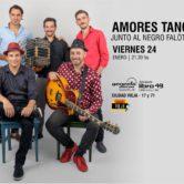 Amores en La Plata. Canta Negro Falótico